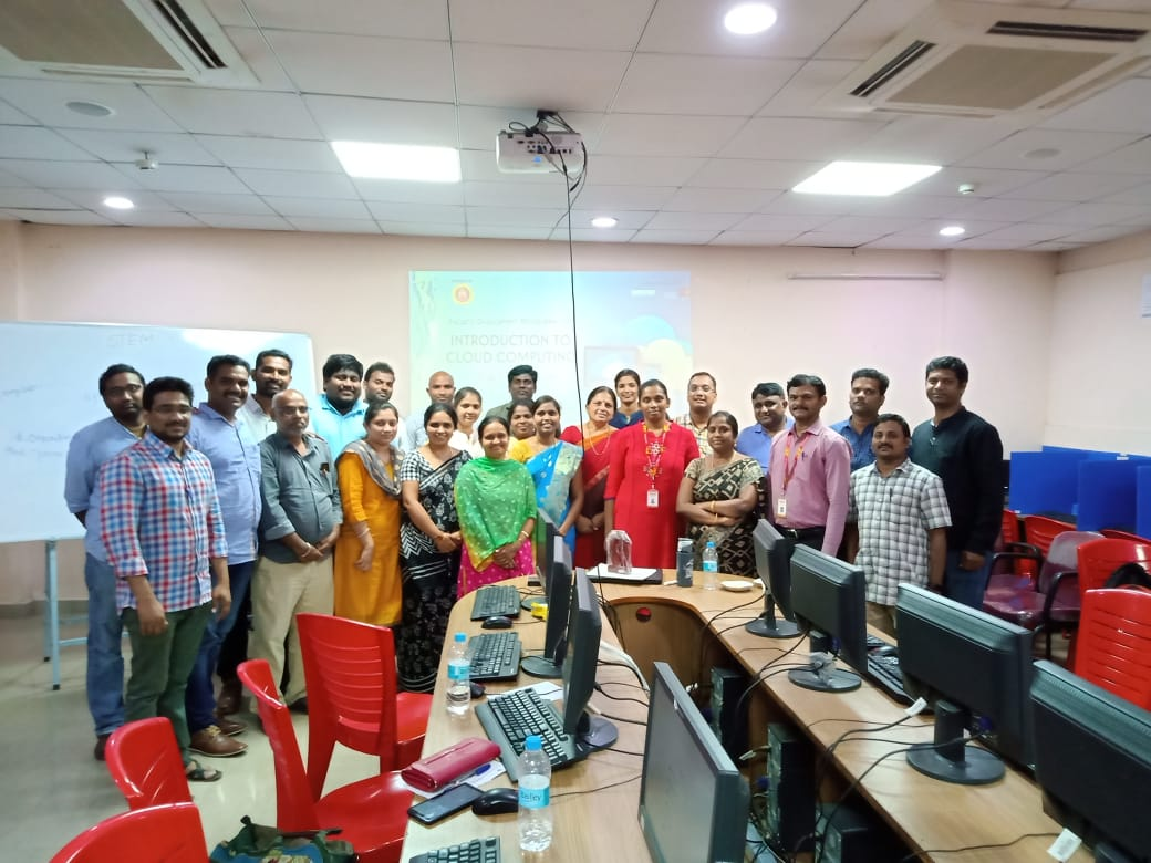 2-Day FDP on Introduction to Cloud Computing